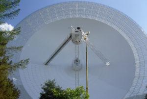 Korrosionsschutz Teleskop Effelsberg